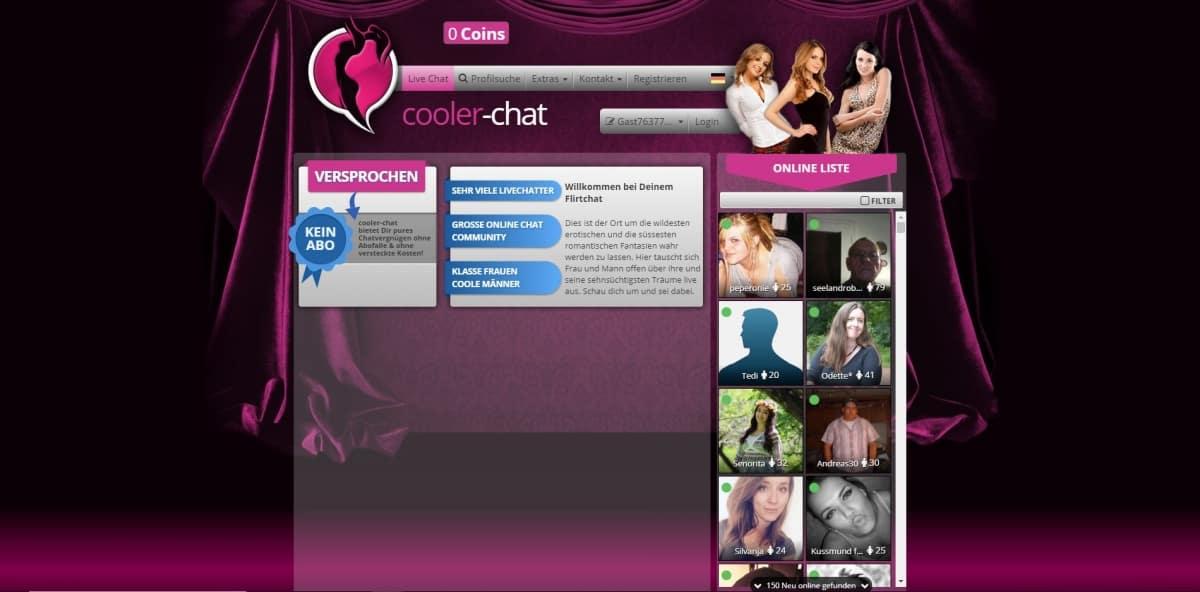 Cooler-Chat.com Abzocke