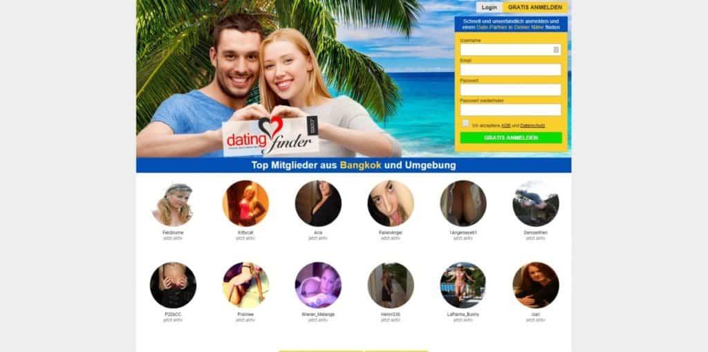 Dating-Finder.com Abzocke