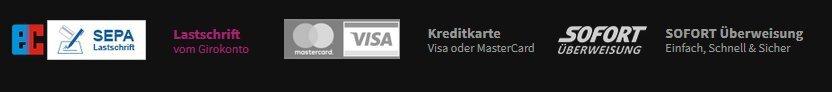 eroverein.de - Bezahlungsmöglichkeiten