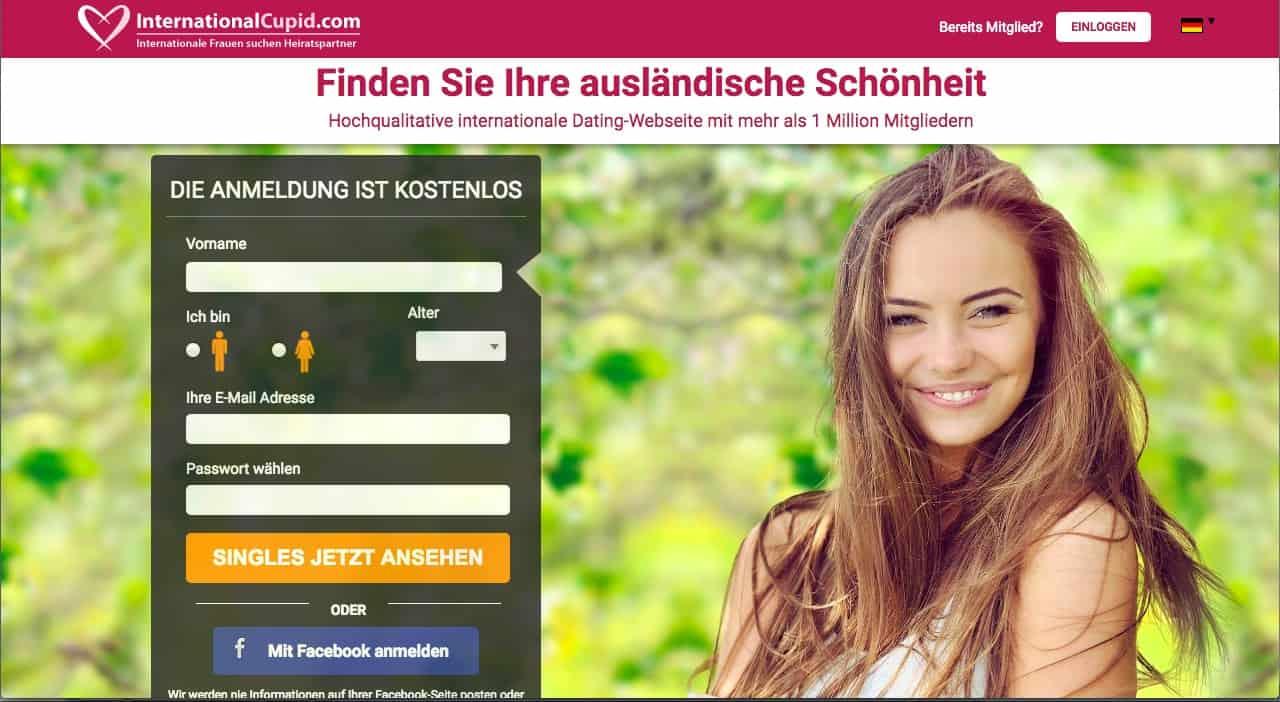 Internationale dating-websites ohne anmeldung