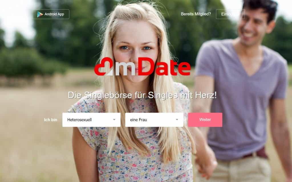 Testbericht: mdate.de Abzocke