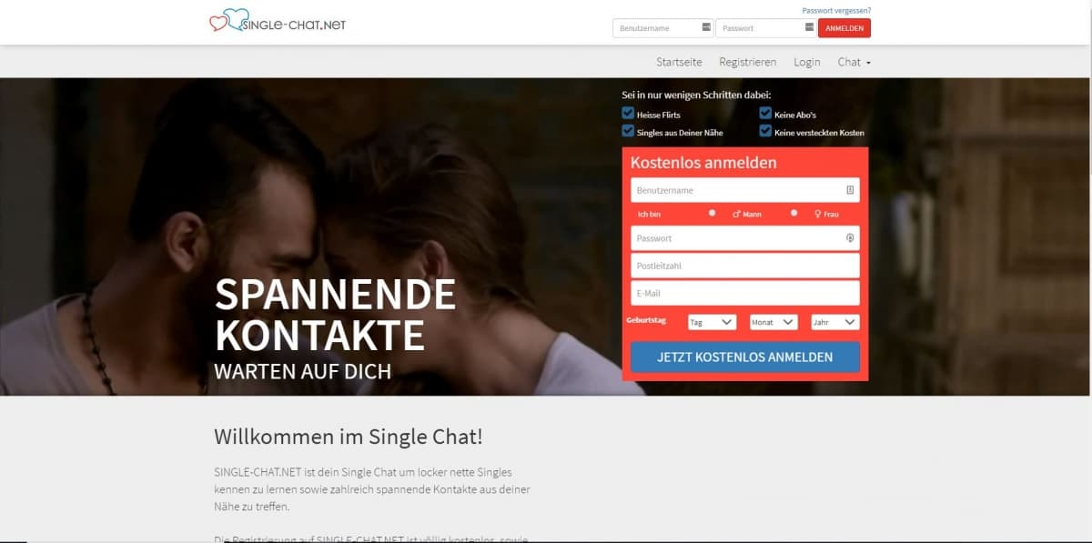 Single-Chat.net Abzocke