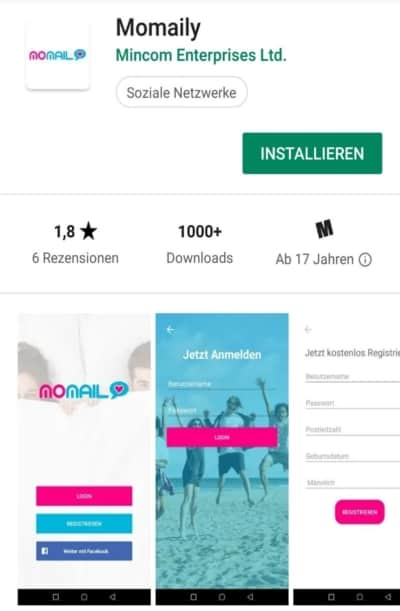 singlesonsearch.de - APP