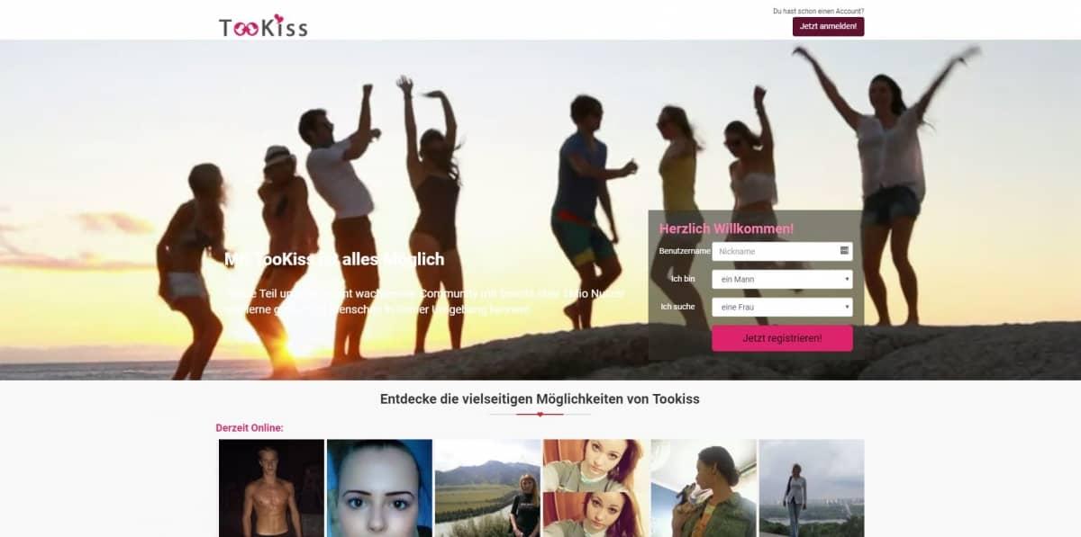 TooKiss.com Abzocke