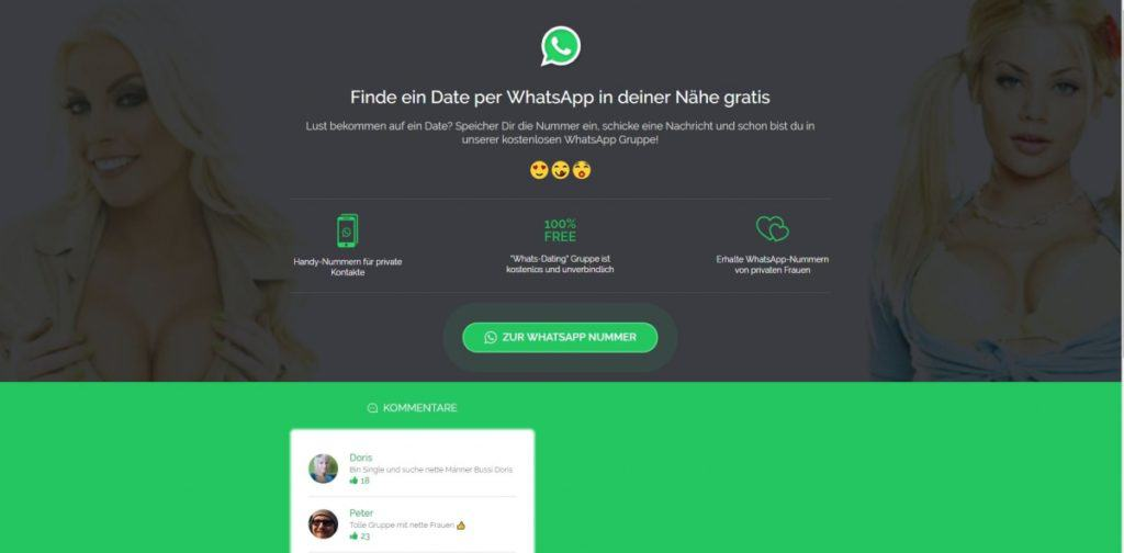 Whats-Dates.com Abzocke