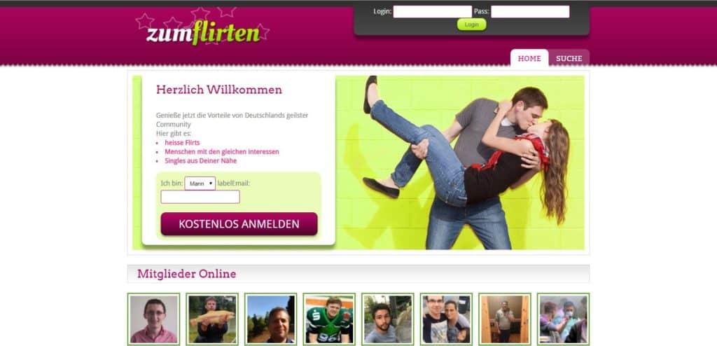 zumFlirten.com Abzocke