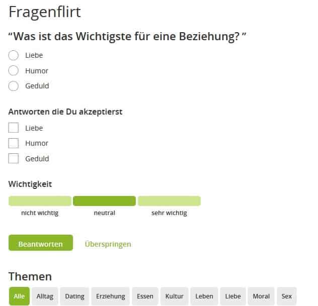 Auf Singleflirt.de ein Profil anlegen