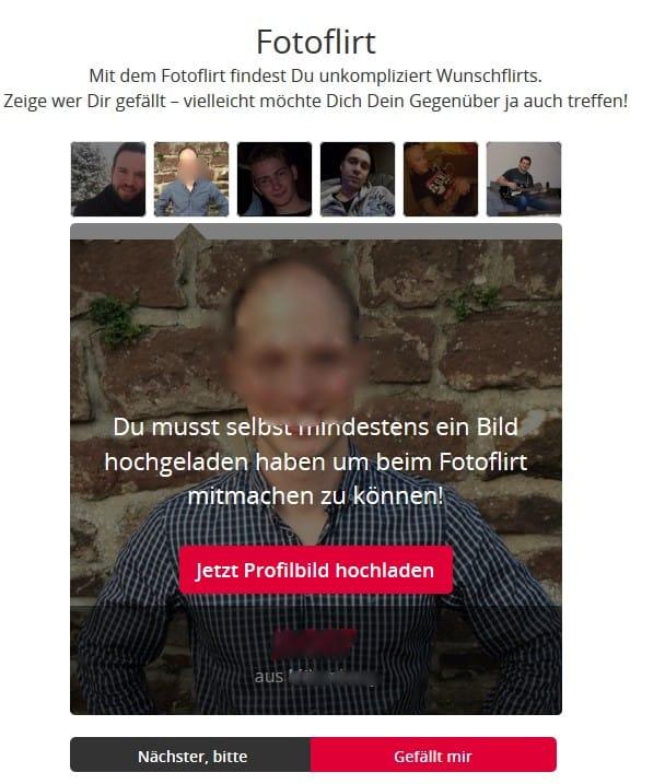 Fotoflirt auf Singles.inschwaben.de