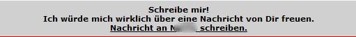 Kontaktaufnahme bei SingleExpress.de
