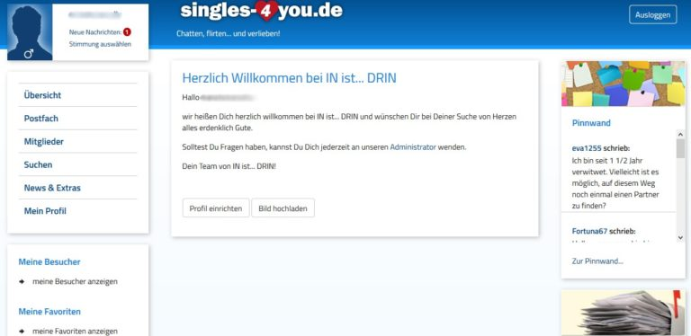 Singles-4you.de testbericht