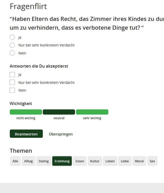 Single-in-stuttgart.de - Profil anlegen