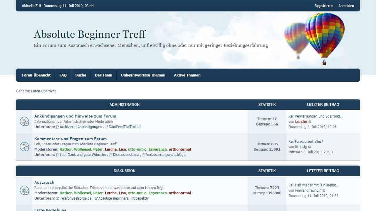 Testbericht: Abtreff.de