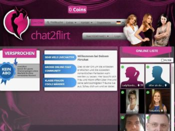 Testbericht: Chat2Flirt.org