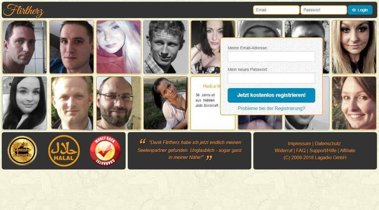 Testbericht: Flirtherz.com