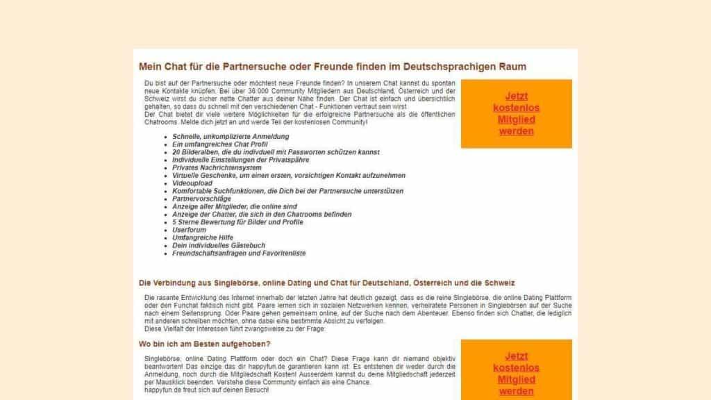 Testbericht: HappyFun.de