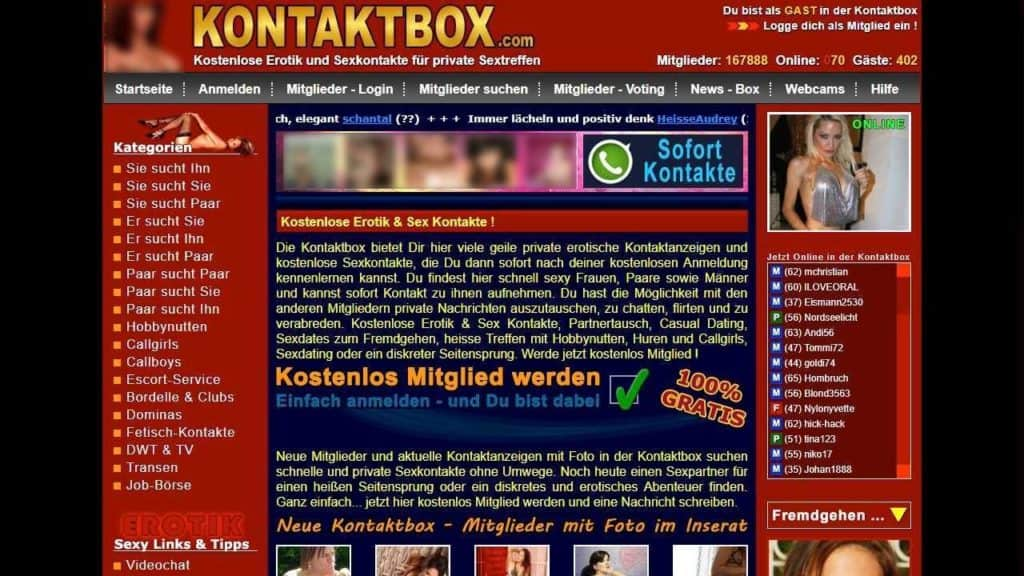 Testbericht: Kontaktbox.com