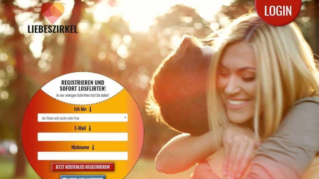 Testbericht: Liebeszirkel.net