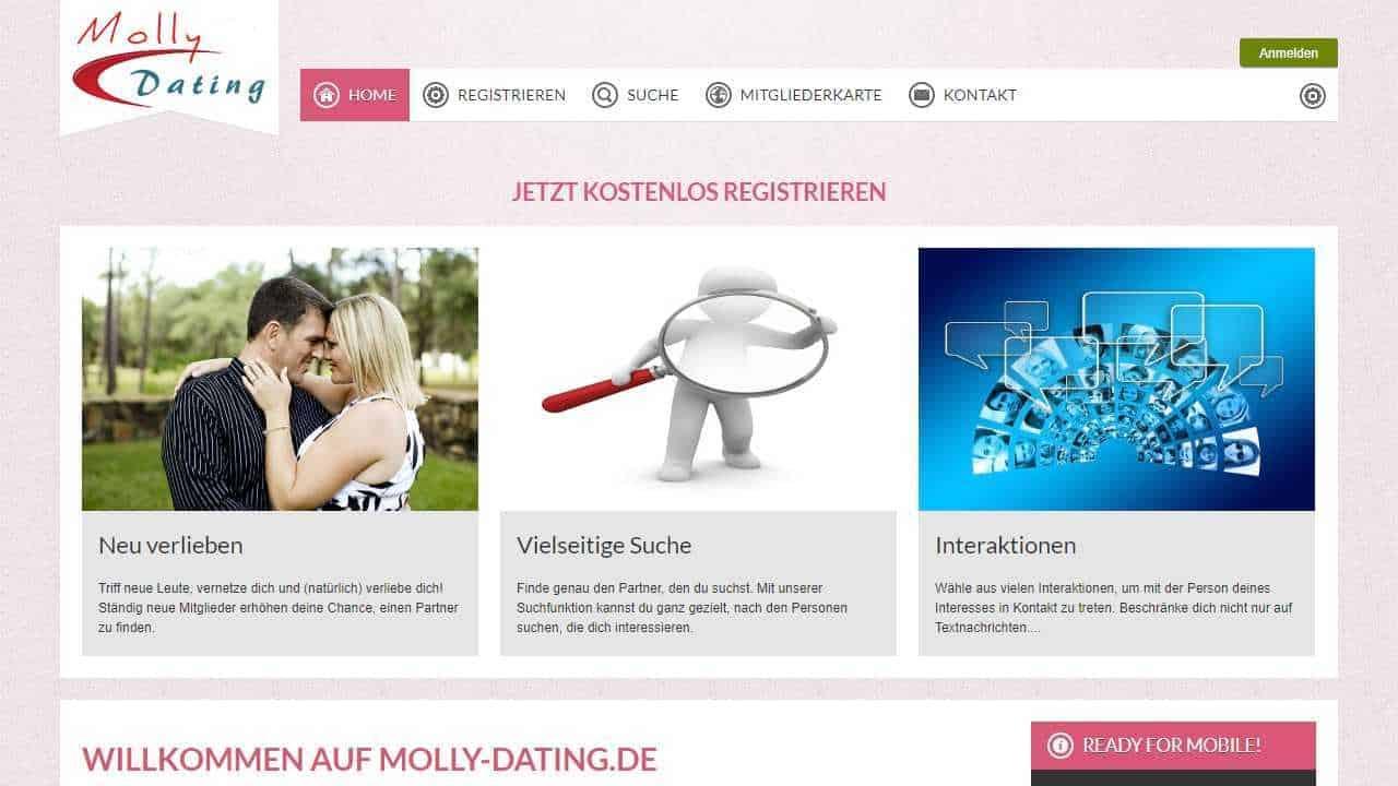 Testbericht: Molly-Dating.de