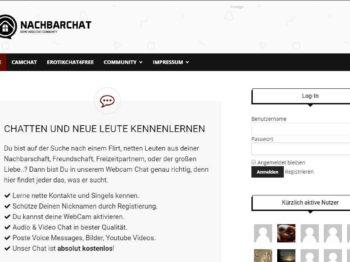 Testbericht: Nachbarchat.de