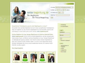 Testbericht: Nette-Begleitung.de