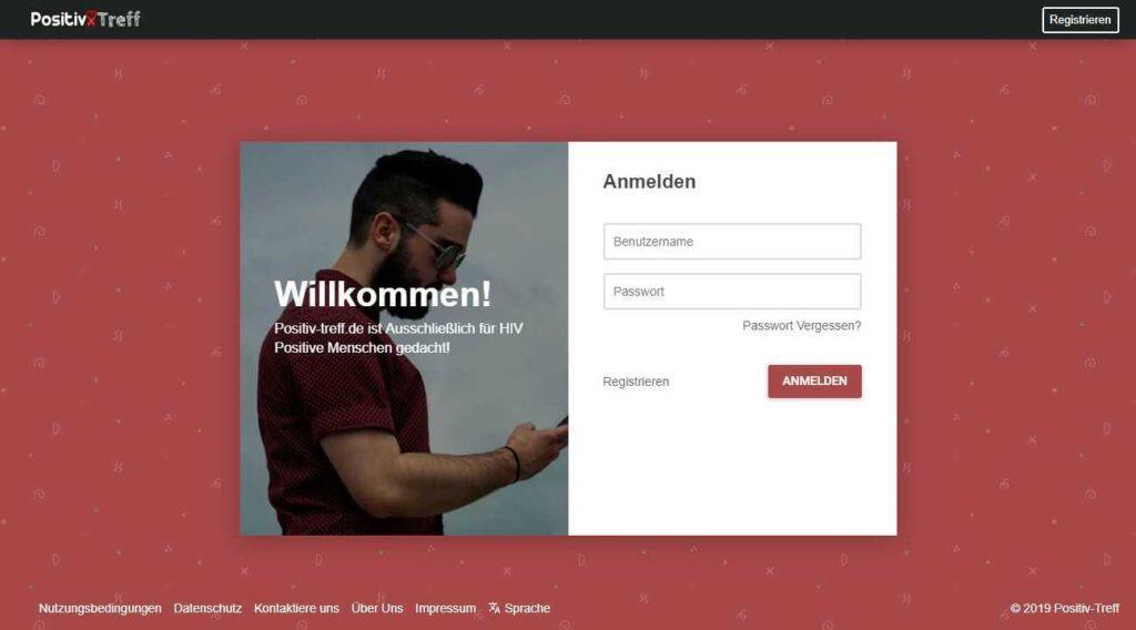 Testbericht: Positiv-Treff.de