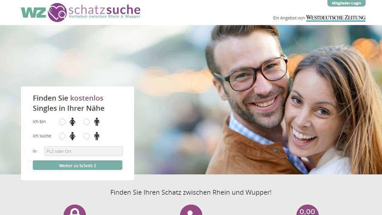 Testbericht: Schatzsuche.wz.de