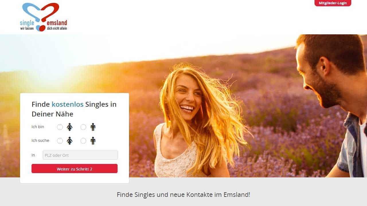 Singles in Emsland & Singlebörse in Emsland kostenlos vergleichen in der 1A-Singlebörse.
