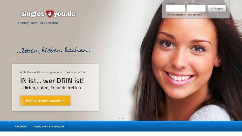 Testbericht: Singles-4You.de