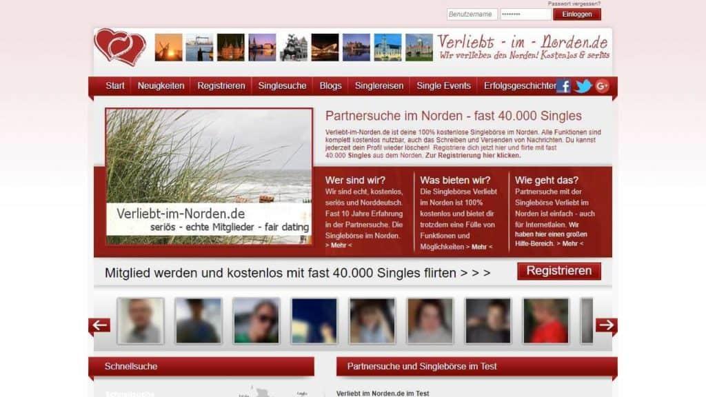Testbericht: Verliebt-im-Norden.de