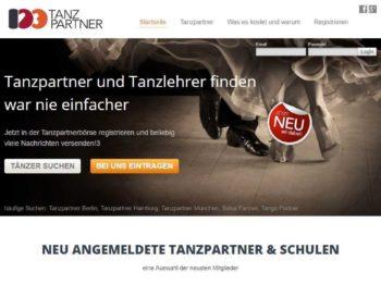 Testbericht: 123Tanzpartner.de