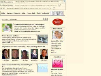 Testbericht: Forum-fuer-Senioren.de
