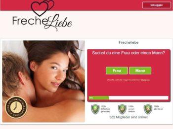 Testbericht: Frecheliebe.com