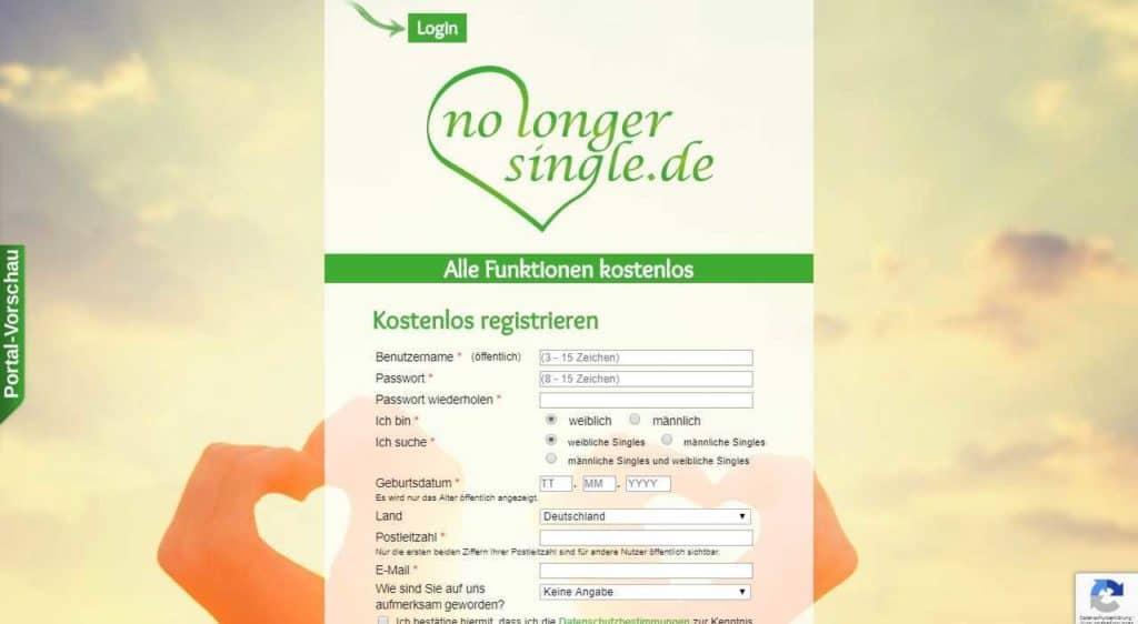 Testbericht: No-Longer-Single.de