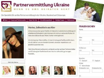 Testbericht: Partnervermittlung-Ukraine.net