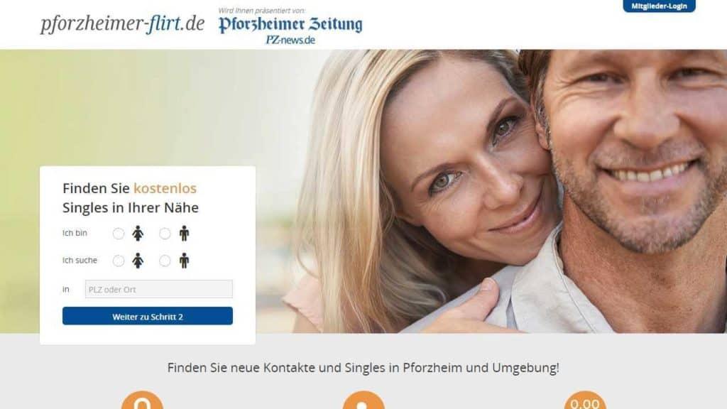 Testbericht: Pforzheimer-Flirt.de