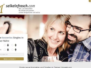 Testbericht: SeiKeinFrosch.de