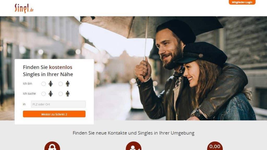 Testbericht: Singl.de