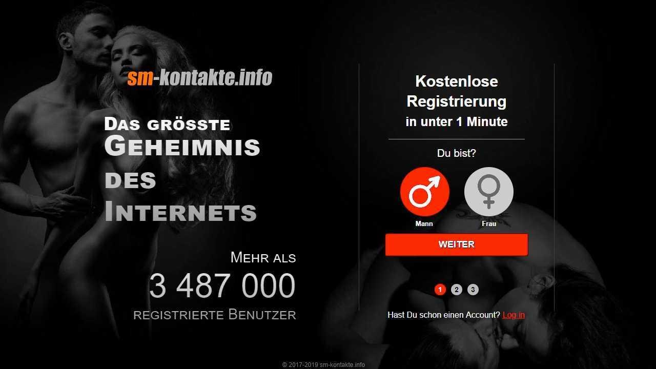Testbericht: SM-Kontakte.info