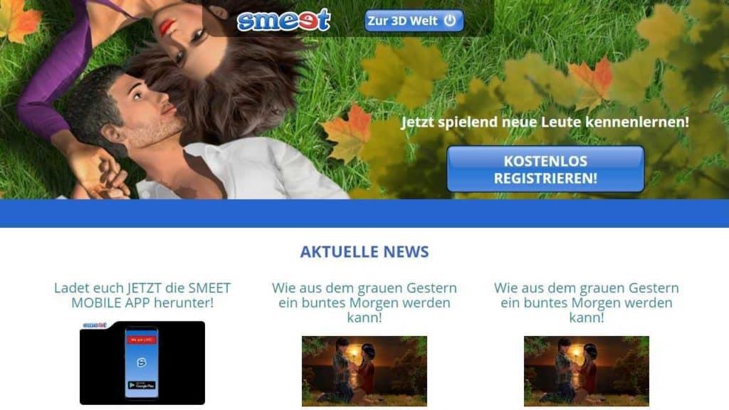 Testbericht: Smeet.com
