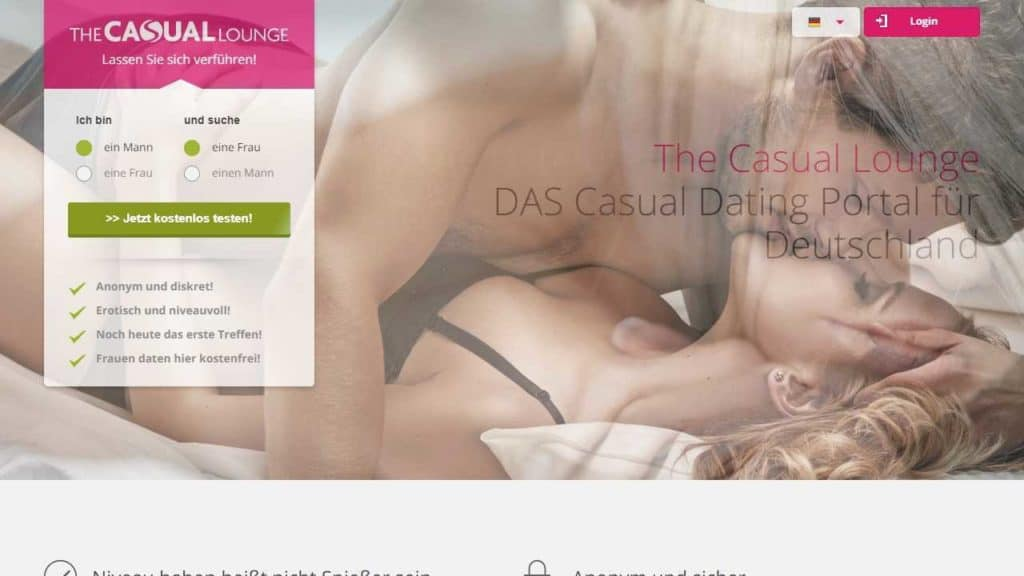 Testbericht: TheCasualLounge.de