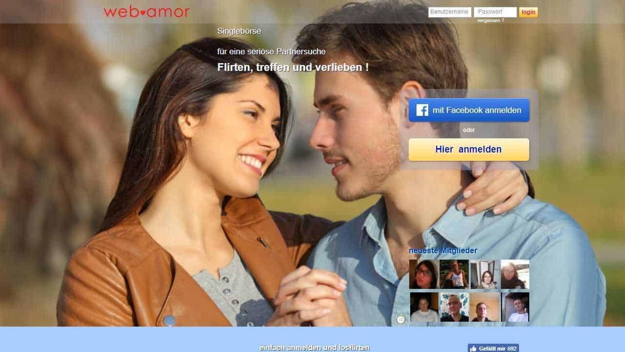 Testbericht: Web-Amor.de