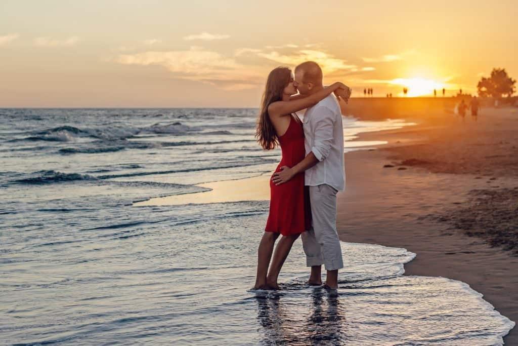 Verliebt im Urlaub