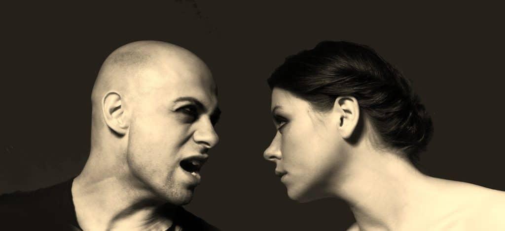 Den Stress und die eigenen Probleme nicht am Partner auslassen
