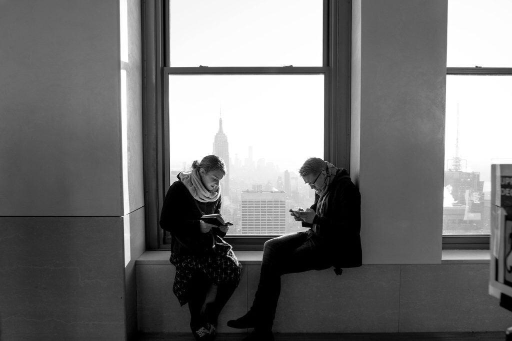 Richtige Kommunikation in einer Partnerschaft