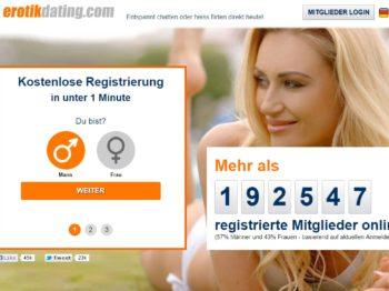 Testbericht: ErotikDating.com Abzocke