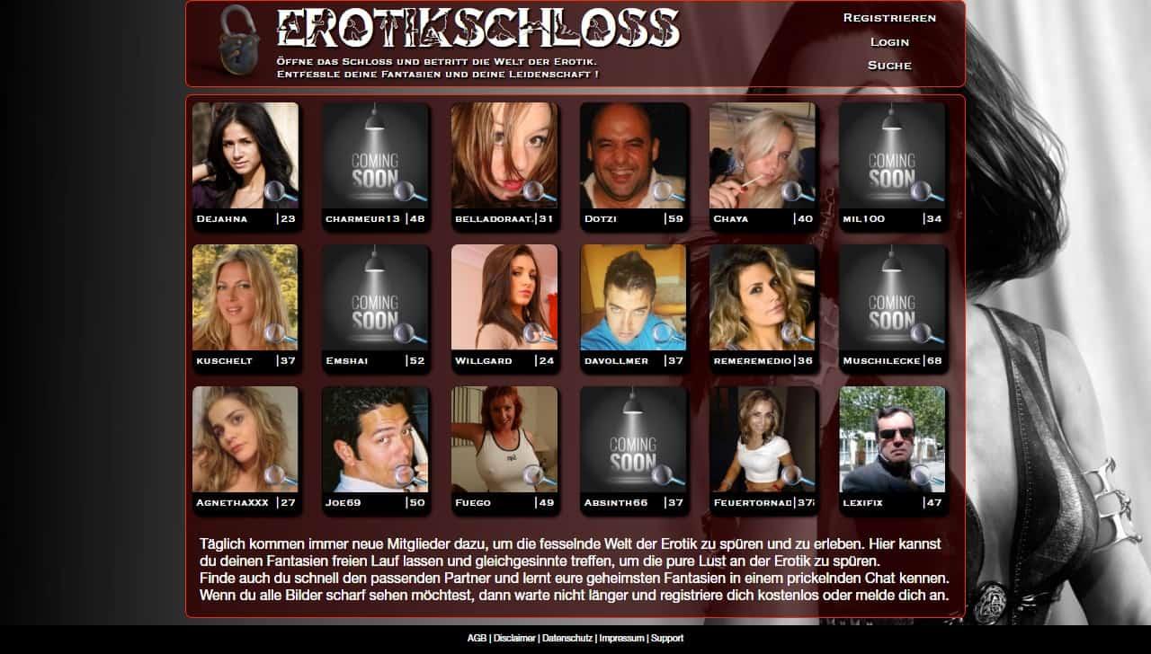Testbericht: ErotikSchloss.com