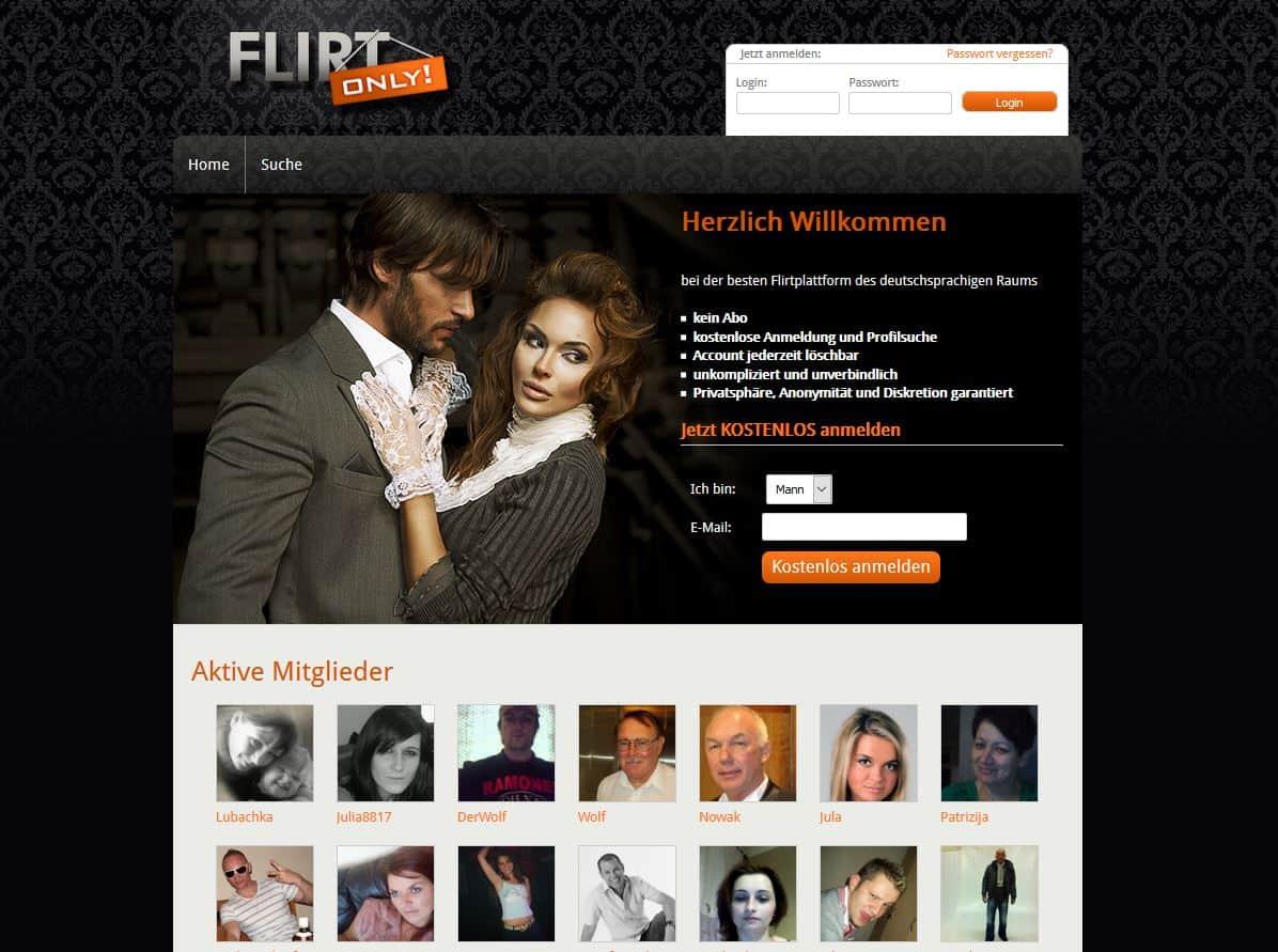 Testbericht:Flirt-Only.com Abzocke