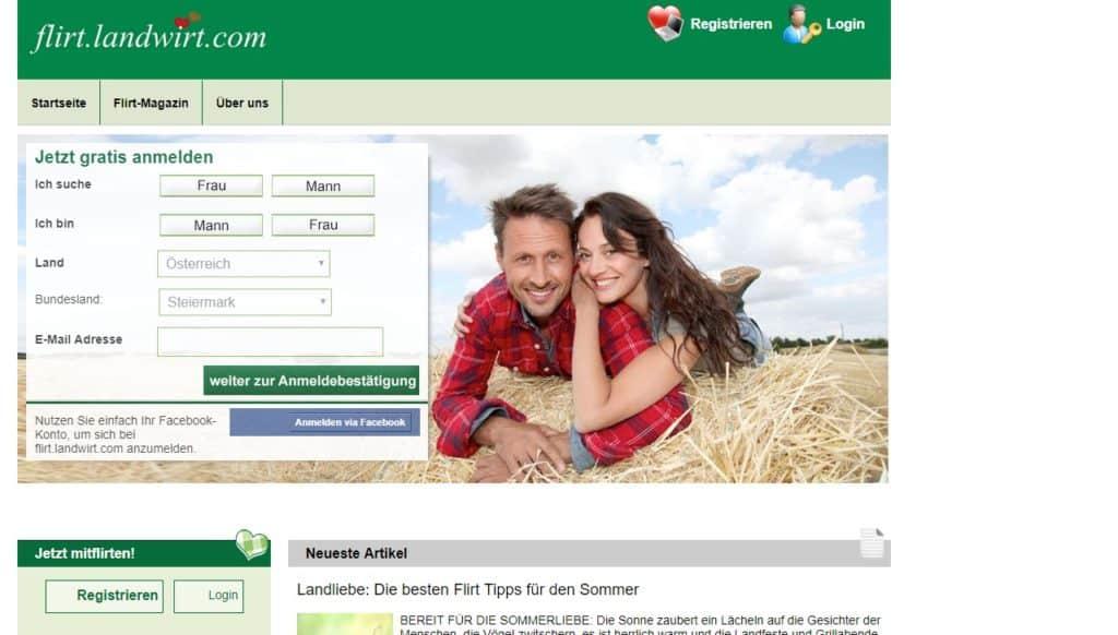Testbericht: Flirt.Landwirt.com
