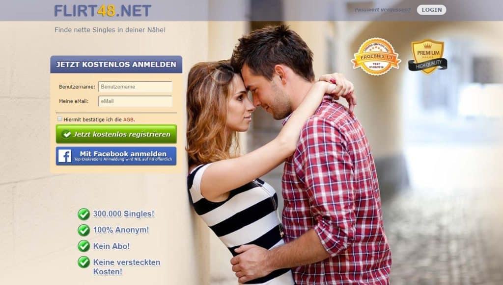 Testbericht: Flirt48.net Abzocke
