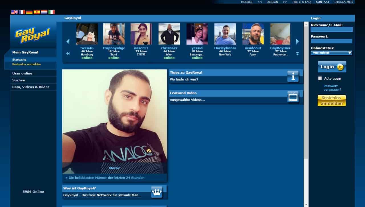 Testbericht: GayRoyal.com Abzocke